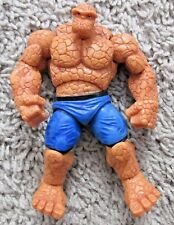 """MARVEL UNIVERSE THE THING 3.75"""" INFINITE HASBRO FANTASTIC FOUR LEGENDS"""