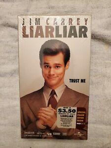Liar Liar (VHS, 1997) * FACTORY SEALED *