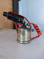 Vintage Monitor No 25 Blow lamp Blow torch Brass