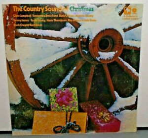 COUNTRY SOUND OF CHRISTMAS BUCK OWENS ROY ROGERS (NM) SL-6727 VINYL LP RECORD