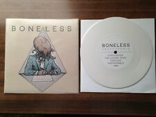 "BONELESS ""Unstoppable"" 7"" Hardcore Last Nerve, Sick Of It All, Terror, Bad Blood"