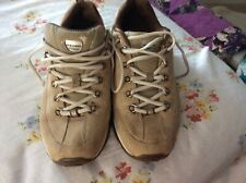 Skechers Lace Up Brown Shoes Size 7.5