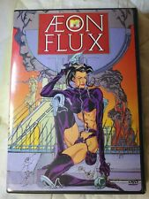 Aeon Flux (Dvd) Mtv Anime 4 Full Length Episodes Great condition!