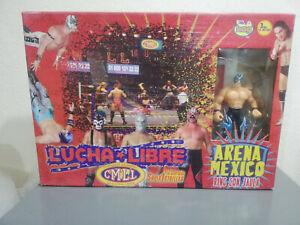 CMLL lucha libre ring 2008 hag Atlantis figure included
