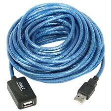 Câble USB Extenseur TRIXES Répéteur actif 10m Usb2.0 480mbps