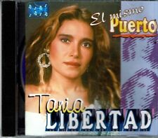 Tania Libertad  El Mismo Puerto   BRAND  NEW SEALED CD