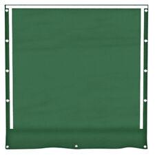 Partyzelt Seitenwand mit Fenster grün Ersatz PVC 3x4- 8x12 Seitenteil Pavillon