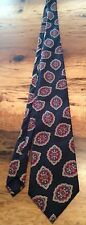 Oscar de la Renta Men's tie  Made in the U.S.A. Excellent condition!