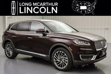 2020 Lincoln Nautilus Reserve Awd Burgundy 2.7L Twin Turbo Msrp55465