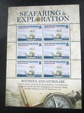 "Solomon Islands ""SHIPS ~ BOUSSOLE & ASTROLABE ~ SEAFARING & EXPLORATION"" MS 2009"