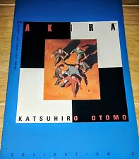 AKIRA Collection 2 Trade Paperback, Katsuhiro Otomo - Colour Epic/Marvel Version