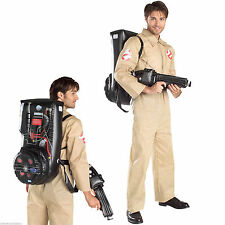 Adult Mens Official Ghostbusters Fancy Dress Party Halloween Costume Size Std