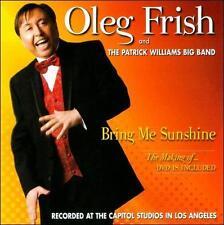OLEG FRISH - BRING ME SUNSHINE - 15 TRACK MUSIC CD - BRAND NEW - E580