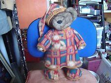 Vintage Chad Valley Teddy Bear Sleep Tight Cuddle Club
