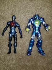 "Marvel Universe Iron Man 2 Movie  DEEP DIVE ARMOR STEALTH 3.75"" Figures"