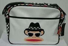 "Paul Frank 15"" Satchel - Sunglasses - White"