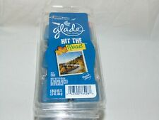 Glade Hit the Road Wax Melts - 5 packs - 6 melts each.