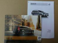 Volvo V70 Brochures 2011