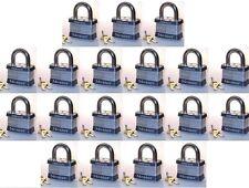 Lock Set Master Keyed 1MK (Lot 19) Keyed Different With Supervisory Control Key