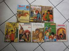 Bücherpaket: 8 ältere KINDER- und JUGEND - Bücher - ABENTEUER