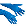 2 Pairs Strong Household Rubber Gloves Latex Washing Kitchen Cleaning LARGE