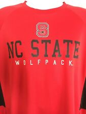 NC STATE WOLFPACK short sleeve top, L  nwt, sports,university soccer,golf,frat