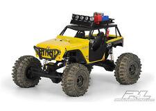 Pro-Line 3380-00 Jeep Wrangler Rubicon Customized Clear Body 1/10 Wraith