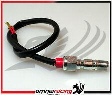 Sensor Stop Hidro Interruptor Largo 2 Tubos 10X1,25 Bomba De Freno Nissin