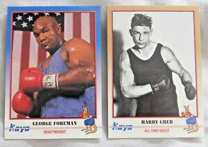 1991 Kayo Boxing Card Pick one