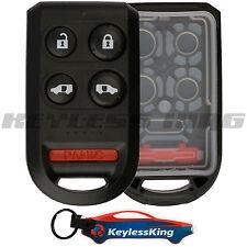 Remote Key Fob Shell Pad Case for 2005 2006 2007 2008 2009 2010 Honda Odyssey 5b