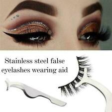 Silver Eyelash Extension Tweezers