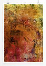 Feuersonne - Poster 60x90cm