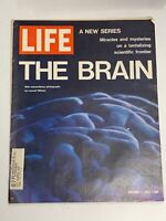 Vintage LIFE Magazine October 1, 1971 The Brain