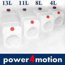 Kunststoff ÖL Behälter für Hydraulikaggregate Hydraulik Pumpe - Kipper Anhänger