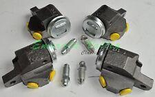 Morris Minor 1956-1971 New Set of 4 Front Wheel Cylinders