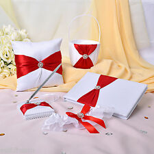 White Satin Bow Ceremony Collection -GB03a