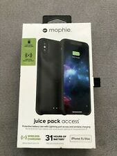 Mophie Juice Pack Access Battery Case / Apple iPhone XS Max Brand New