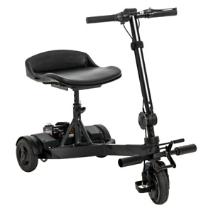 Pride Mobility iRide Folding Electric Mobility Scooter - 113kg Weight Capacity