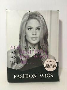 Fashion Wigs Short Rich Medium Brown, Costume / Cosplay Wig *FREE SHIPPING!