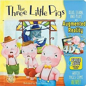 The Three Little Pigs (Augmented Reality) (L92)