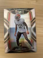 2020 Panini SELECT Grant Delpit Rookie RC Silver Prizm CLUB Level SSP BROWNS