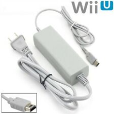 AC Power Supply Charging Adapter Cable Charger For Nintendo Wii U GamePad USplug