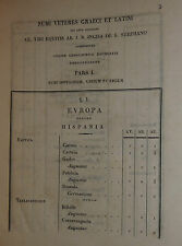 Numismatica Monete Catalogo, Giulio Corvero di San Quintino 1826 Torino
