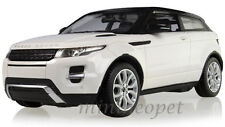 RASTAR R/C RADIO REMOTE CONTROL CAR LAND RANGE ROVER EVOQUE SUV 1/14 WHITE