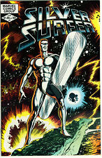(1982) SILVER SURFER #1 JOHN BYRNE COVER AND ART! 52-PAGE ISSUE! 8.5 VERY FINE+