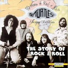 The Story of Rock 'n Roll: 30 Years of Rock 'n Roll by The Turtles (CD, Sep-199…