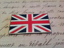 Union Jack Gb CAR BADGE BANDIERA CON 3M S / A Jaguar Land Rover Classic Auto