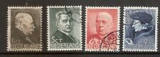 Nederland,  Nummer 283/286  Gebruikt,