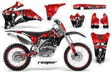 AMR RACING OFF ROAD DIRT BIKE GRAPHIC MX KIT YAMAHA YZ 250/450 F 06-09 REAPER R