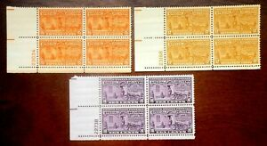 Buffalo Stamps:  Scott #E15//E18 Special Delivery Plate Blocks, Mint NH/OG.